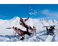 Italy. Mountain skiing. 7 days. 140 euro