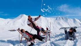 France. Mountain skiing rest. 7 days. 170 euros.